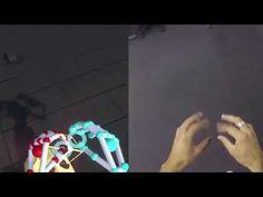 Leap Motion's Gravity Defying App Blocks Arrives on HTC Vive   VRFocus