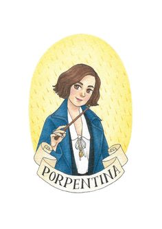 Porpentina Goldstein by novahowe.deviantart.com on @DeviantArt