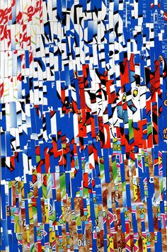 Frosted Flakes Boardwalk effect 7498 Year 6, Cubism, Frosted Flakes, Sprinkles, Candy, Pop, Popular, Pop Music, Sweets
