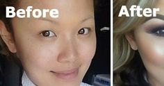 Stunning Makeup Contouring Before And After  If you think contouring won't do much to boost your look, you've gotta see these before/after shots! View full post »