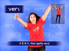 """Second Grade Sight Words - Very song - YouTube  For SECOND grade. Activity: draw very in the air and do the movements of the song. Lead Topics: how to spell """"very"""" and use """"very"""" in a sentence."""