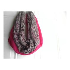 Set of Pretty Pink And Grey Infinity Scarves Two scarves in one set. One has a cool leopard print  that's grey and pink. This compliments the pink scarf in the back. Versatile: can be worn in three ways. About 16in(as seen in photo).Super cute for a girly girl. Something you and your daughter could wear . Never worn. Fairly New!! ⚡️fast shipping If you like my photos you can find me on Insta @aprils.seventeenth ! Much Appreciation Accessories Scarves & Wraps
