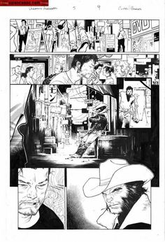 Kwan Chang :: For Sale Artwork :: Uncanny Avengers # 5 by artist Olivier Coipel Comic Book Layout, Comic Book Pages, Comic Book Artists, Comic Artist, Comic Books Art, Uncanny Avengers, Comic Frame, Bd Comics, Comic Panels