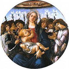 Sandro Botticelli Google Art Project, Madonna And Child, Sandro, Sell Your Art, Art Google, Painting Frames, Renaissance, Art Projects, Fine Art Prints