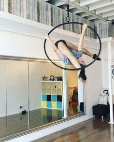 Likes, 34 Comments - Aerial Canvas ( Lyra Aerial, Aerial Hammock, Aerial Acrobatics, Aerial Dance, Aerial Hoop, Aerial Arts, Aerial Silks, Pole Dance, Yoga For Flexibility