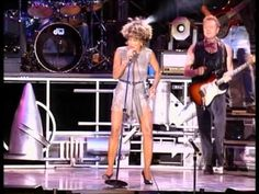 Tina Turner - I Can't Stand the Rain, Live From The Blockbuster Stadium, San Bernardino, California (1993) ...Dare ya to sit still !!!!
