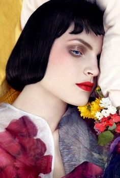 Steven Meisel -repinned by Southern California photographer http://LinneaLenkus.com  #photography