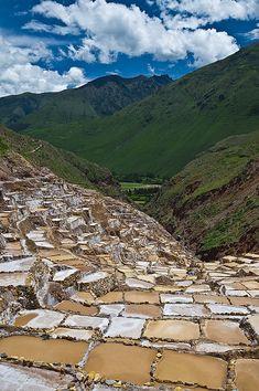 Salineras - Maras, Cusco