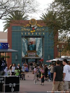 "Disney MGM Studios was renamed ""Disney Hollywood Studios"" in January 2008."