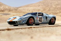 1968 Ford GT40 - 400hp - $11,000,000.