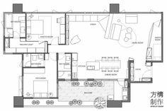 台北 40 坪現代工業風住宅 - DECOmyplace