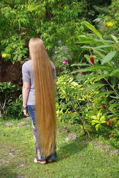 Braids & Hairstyles for Super Long Hair: Length Pictures~ January 2013 ...