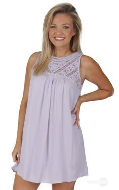 2387c335f65 Better Days Dress in Lavender Warm Outfits