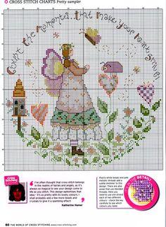 Gallery.ru / Фото #40 - The world of cross stitching 139 - tymannost