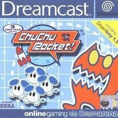Chuchu Rocket! (Dreamcast) by SEGA