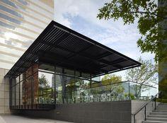 Terrace View Café has a special location within downtown St. Louis, Missouri's newest urban park, Citygarden.