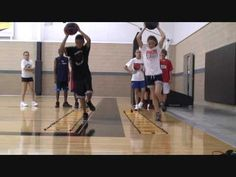 Basketball Player Training - YouTube