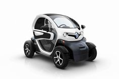 Twizy - the first Zero Emission vehicle of Renault. The surface textures on the dashboard, steering wheel and seats have been engraved by ML Engraving