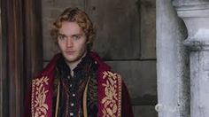 """Reign """"Banished"""" - Mary (Adelaide Kane) finds out the truth from Greer (Celina Sinden) about rumors going around Court, forcing Mary to do something she. Toby Regbo Reign, Sari, Youtube, Tv Series, Image, Fashion, Saree, Moda, Fashion Styles"""