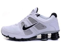 Chaussures Nike Shox Turbo Noir/ Blanc [nike_12456] - €49.94 : Nike Chaussure Pas Cher,Nike Blazer and Timerland  http://www.facebook.com/pages/Chaussures-nike-originaux/376807589058057  http://www.topchausmall.com/