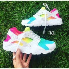 sports shoes f068b debb9 ... switzerland tie dye neon summer nike air huarache unisex nike huarache  tie dye 34569 2592c