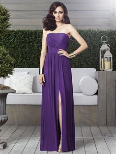 Dessy Collection Style 2910 Sample: Majestic, size 12 $$$$