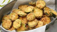 Cuketové chipsy s cesnakom a syrom pripravené už za 20 minút! Vynikajúca chuť! - Báječná vareška