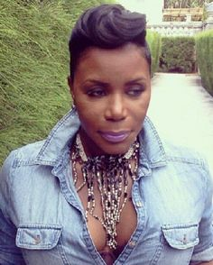 Love Sommore!  #pixiecut #cnicroute