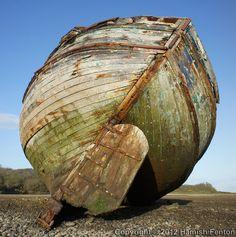 Fishing boat, Traeth Dula