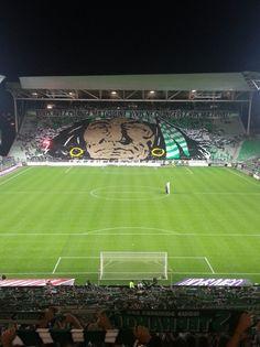 28 septembre 2013: Ligue 1 J08 - ASSE 2/2 Bastia (GA92)