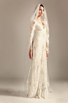 1f1ccbf867 20 of The Most Stunning Long Sleeve Wedding Dresses