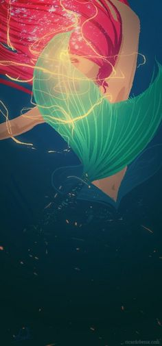 #disney #art #ariel #thelittlemermaid