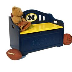 images of university of michigan custom furniture - Google Search