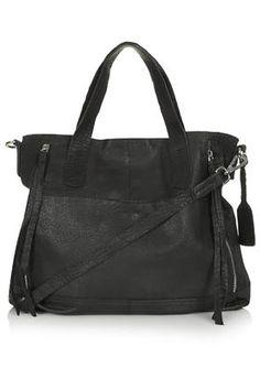 Slouchy Leather Shoulder Bag