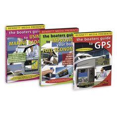 Bennett DVD - Boaters Guide to Radar, GPS & Fuel Economy - https://www.boatpartsforless.com/shop/bennett-dvd-boaters-guide-to-radar-gps-fuel-economy/