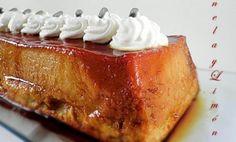 Pudin de Pan Te enseñamos a cocinar recetas fáciles cómo la receta de Pudin de Pan y muchas otras recetas de cocina.