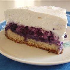 tastycookery | Nova Scotia Blueberry Cream Cake