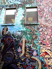 graffiti merge