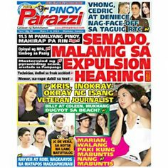 Pinoy Parazzi Vol 7 Issue 58 May 07 – 08, 2014 http://www.pinoyparazzi.com/pinoy-parazzi-vol-7-issue-58-may-07-08-2014/