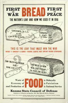 1917 Bread War
