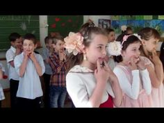 Anyák napja a 2.b osztályban - YouTube Girls Dresses, Flower Girl Dresses, Bridesmaid Dresses, Wedding Dresses, Techno, Amy, Education, Youtube, Dresses Of Girls