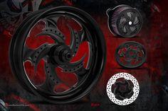 XM | Custom Motorcycle Wheel - CHALLENGER Custom Motorcycle Wheels, Custom Bikes, Forged Wheels, Custom Motorcycles