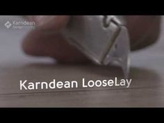 Check out our latest video showing you just how easy it is to repair our new Karndean LooseLay flooring. It's flooring, simplified.