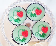 Summer is almost here! by LondonCakes&Bakes, via Flickr