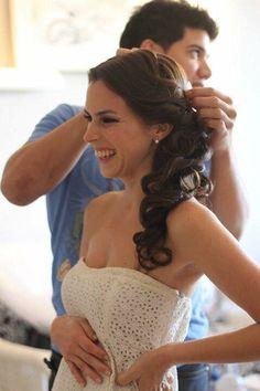 #majososa #wedding #happy #hair #josetellez #makeup #nataliaferreira