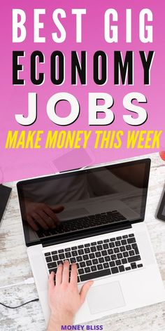 Need extra income? Learn what is a gig economy and how you can make extra cash. Start your hustle with a best gig economy jobs. Money Now, Make More Money, Extra Money, Make Money Online, Weekend Jobs, How To Be Rich, Become A Millionaire, Making Extra Cash