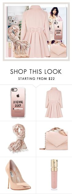 """""""Baby Pink ............."""" by style-stories ❤ liked on Polyvore featuring Casetify, Mark & Graham, RALPH & RUSSO, Dune and Smith & Cult"""
