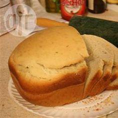 Recipe photo: Rosemary Bread Machine Bread