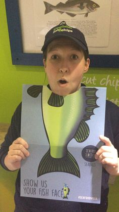 #fishface #seafoodweek