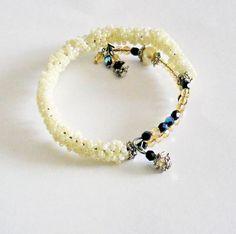 handmade Beaded Bracelets, Shop My, Tutorials, Handmade, Shopping, Jewelry, Fashion, Hand Made, Jewellery Making